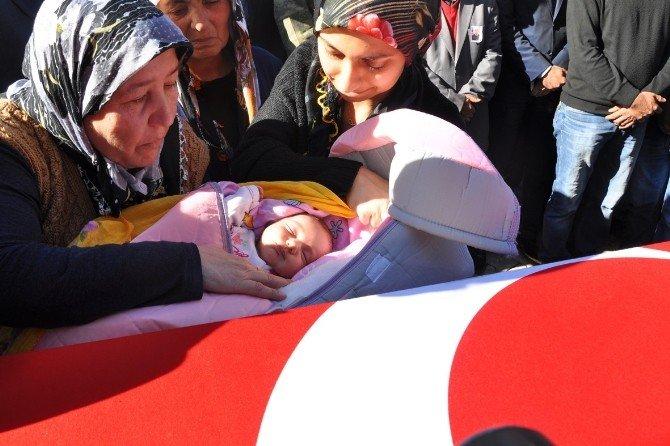 Şehadet Haberi, Bebeğinin 40'ının Çıktığı Gün Ulaştı