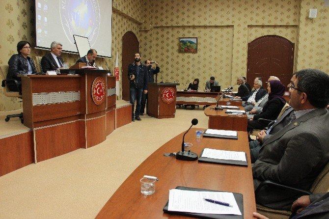 Kütahya İl Genel Meclis Başkanlığı'nda İkinci Musa Yılmaz Dönemi