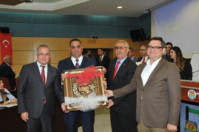 """Tarsus Belediye Başkanı Can: """"Yeşil Alanların Azalmasının Sebebi 30 Dönümden Büyük Yerleri Büyükşehir'e Vermemizden Kaynaklanıyor"""""""