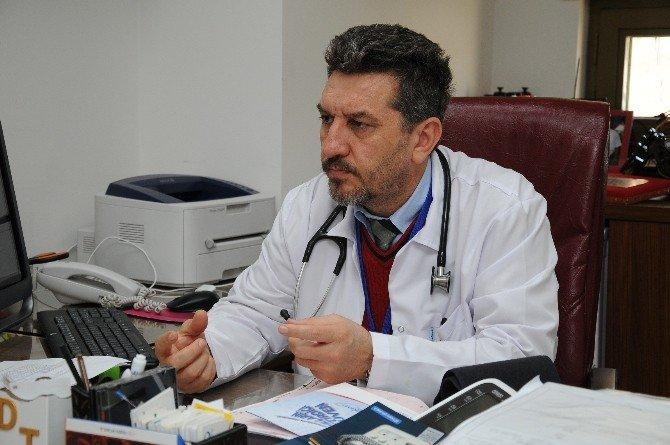 Mersin'de İlk Kez Hastanın Kalp Kapakçığı Ameliyatsız Değiştirildi