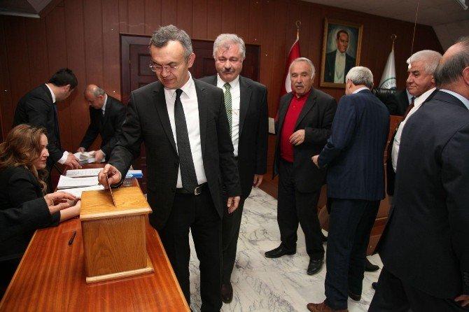 Odunpazarı Belediyesi Meclis Toplantısı