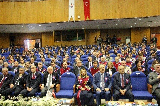 """Rektör Akan: """"Samsun'a Yeni Bir Devlet Üniversitesi Kurulmasının Vakti Geldi"""""""