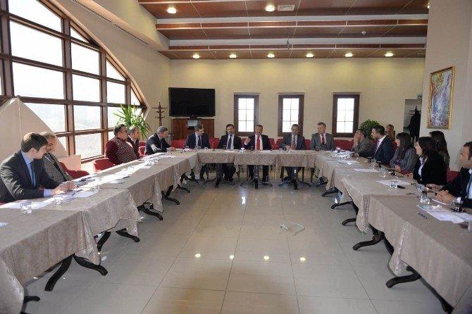 Kütahya'da Proje Geliştirme Toplantısı