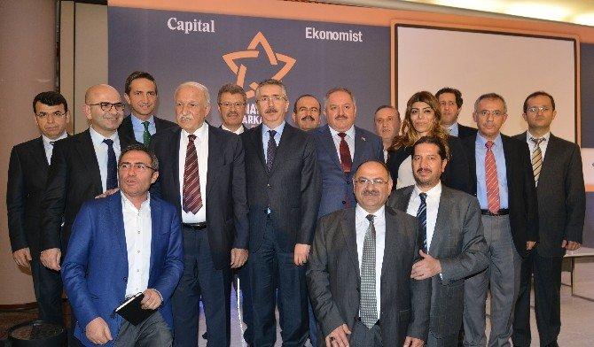 Kayseri'de Anadolu Markaları Paneli Gerçekleştirildi