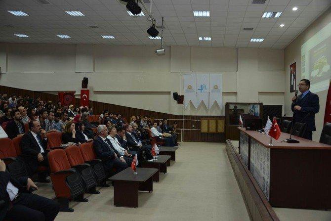 Selçuk'ta Belediyelerde Değişim Yönetimi Anlatıldı
