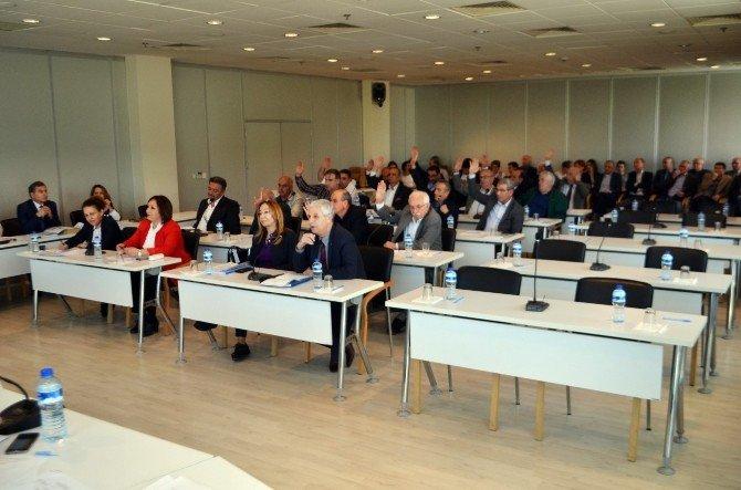 Söke Belediye Meclisi Nisan Ayı Toplantısı Yapıldı