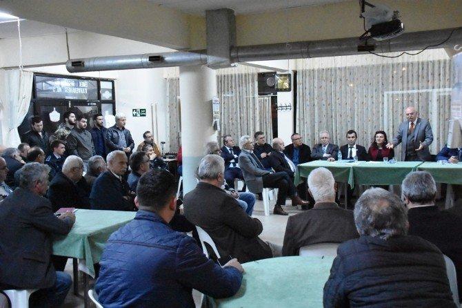 Halk Buluşmalarında 100. Yıl Mahallesinde İkinci Oturum Yapıldı