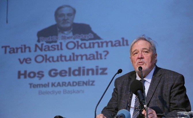"""İlber Ortaylı: """"Türk Medyası Son Derece Muzur Bir Organ Haline Gelmiştir"""""""