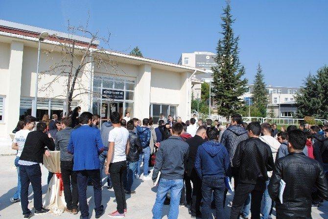 Amasya Üniversitesi'nde Engelli Dostu Kütüphane Açıldı