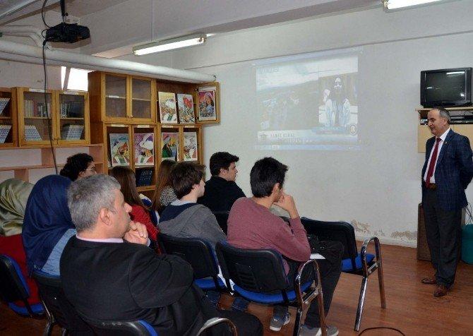 Namık Kemal Üniversitesi 'Üniversite Ve Meslek Tanıtım Günü'ne Katıldı