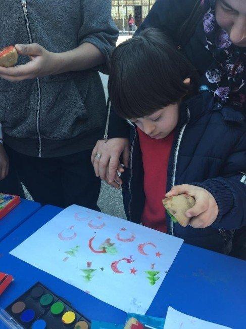 Down Sendromlu Çocuklarla Öğrencileri Buluşturan Etkinlik