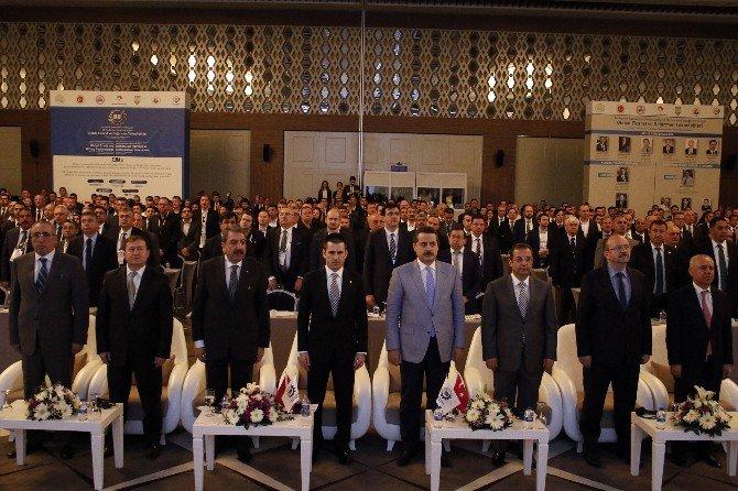 Türkiye UN Sanayicileri Federasyonu 12. Uluslararası Kongre Ver Sergisi
