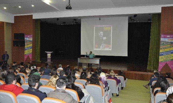 Yazar Ahmet Ümit'ten Gençlere Mesaj