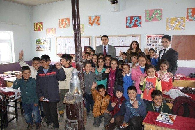 Ağrı Valisi Işın'dan Köy Ziyareti