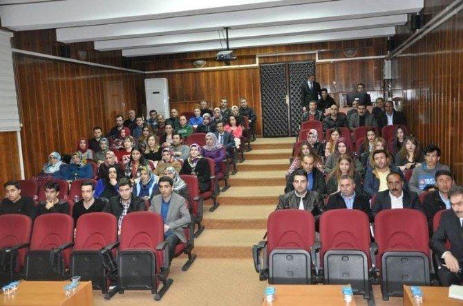 Vali Yavuz 112 Çalışanlarıyla Bir Araya Geldi