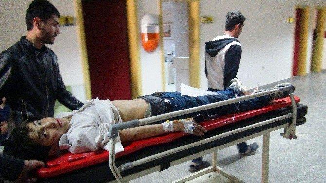 Okulun 4'üncü Katından Düşen Öğrenci Yaralandı