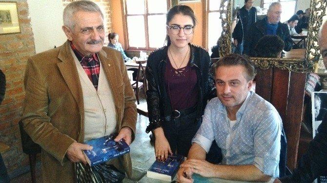 Yazar Birol Öztürk'ün İmza Günü