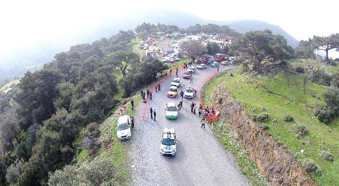 Karşıyaka'da Ralli Heyecanı