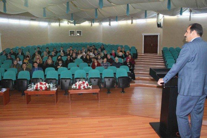 Aday Öğretmen Yetiştirme Süreci Toplantısı Yapıldı