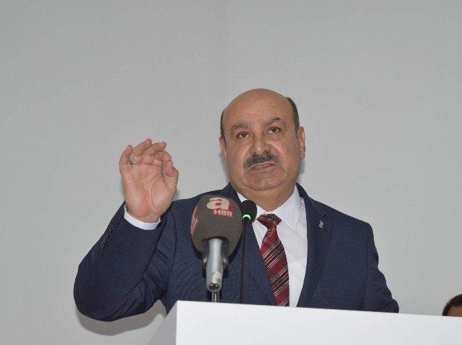 """Afyonkarahisar'da Esnaflar Yeniden """"Konak"""" Dedi"""