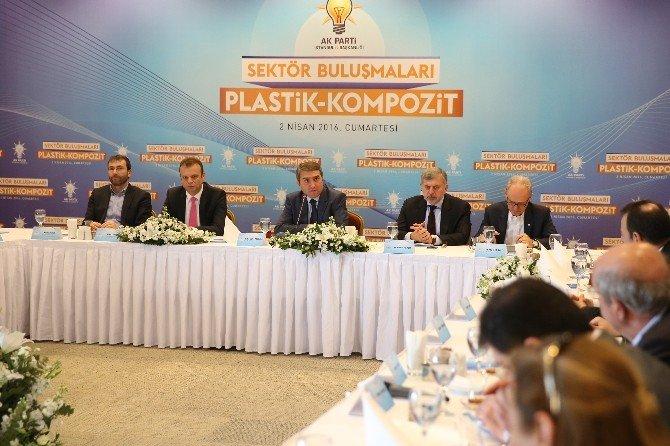 """AK Parti'li Temurci: """"Yaşanan Krizlerin Çözümü İstikrardır"""""""
