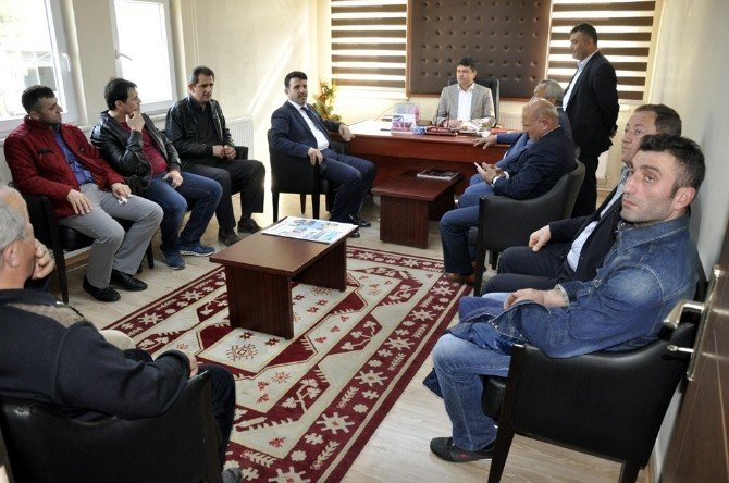 AK Parti Yönetiminden Kandilli Çıkartması