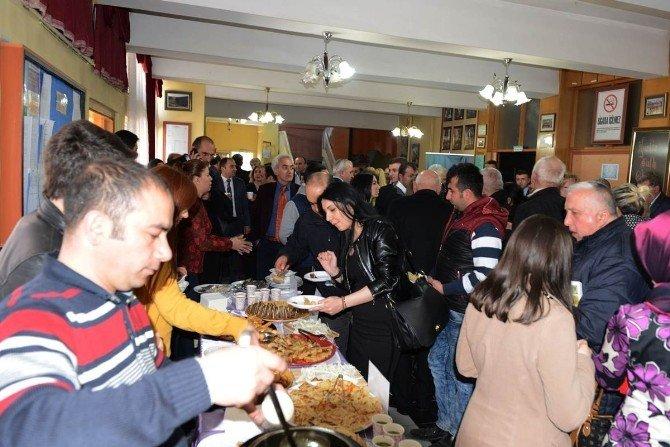 Ardahan Ve Gürcistan-ahıska Bölgesi Yemekleri Kitabının Tanıtımı Ardahan'da Yapıldı