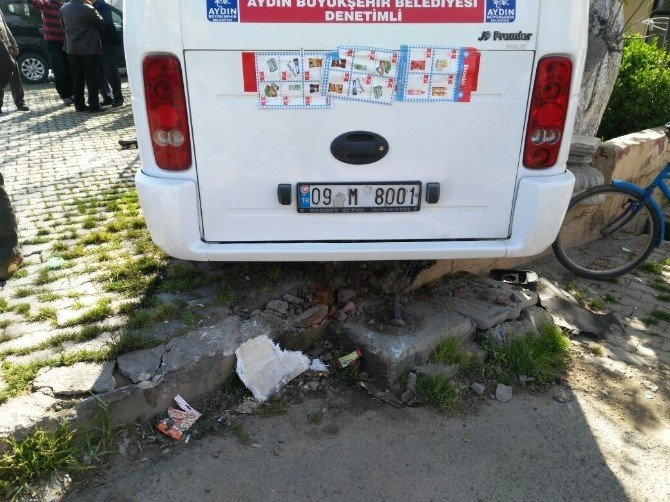 Aydın'da Kaza 12 Yaralı