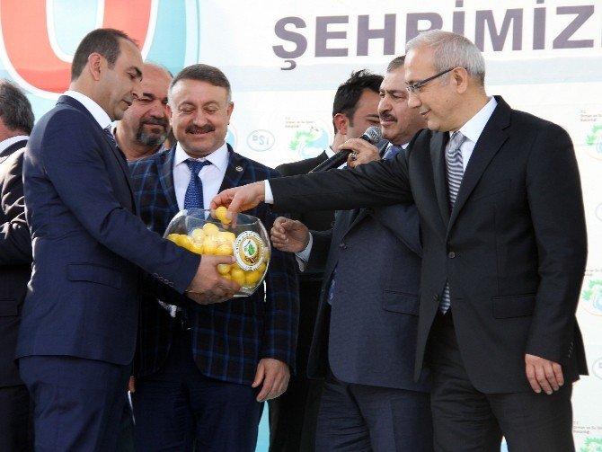 """Eroğlu: """"Üç Hortum Kesildi Millete Hizmet Olarak Akmaya Başladı"""""""
