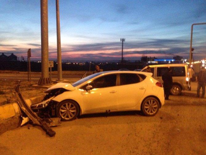 Batman'da trafik kazası: 2'si çocuk, 5 yaralı