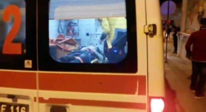 Pencereden Atlayan Genç Hayatını Kaybetti