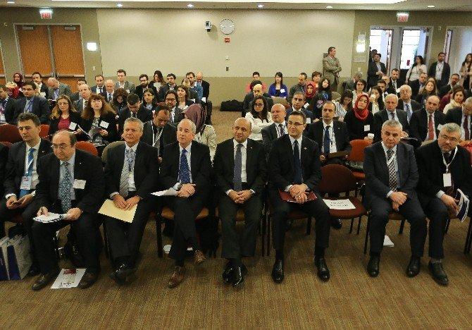Bakan Işık, ABD'de Tassa Konferansı'na Katıldı