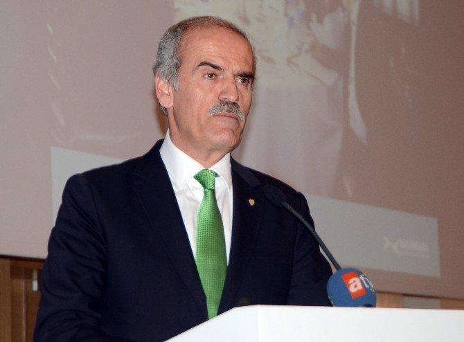 Recep Altepe 4'üncü Kez Marmara Belediyeler Birliği Başkanı Seçildi