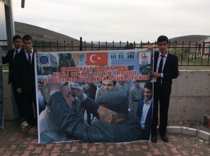 Kınalı Ali'nin Torunu Toprağa Verildi