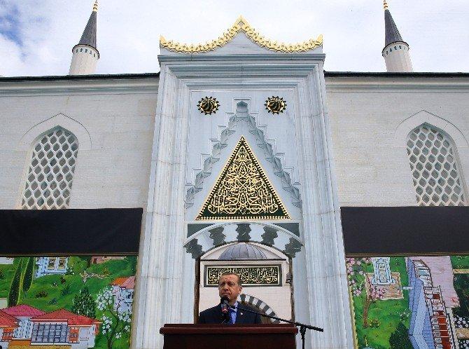 """Erdoğan: """"11 Eylül'ün Müslümanlara Fatura Edilmesi Kabul Edilemez"""""""
