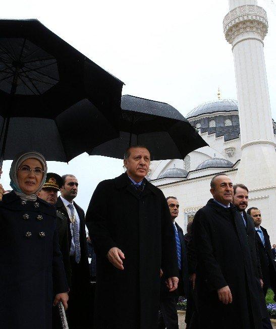 Erdoğan, Amerikan Diyanet Merkezinin Açılışını Yaptı