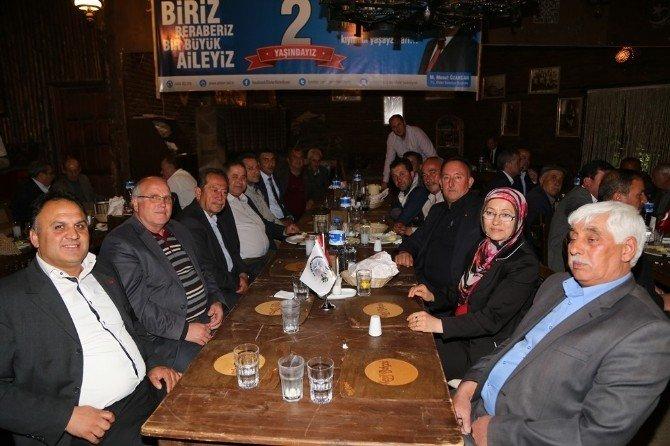 Efeler Belediyesi İkinci Yaşını Buruk Kutladı