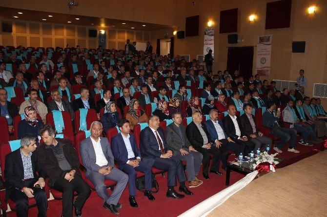 Eğitim-bir-sen Teşkilat Eğitimi Toplantısını Gerçekleştirdi