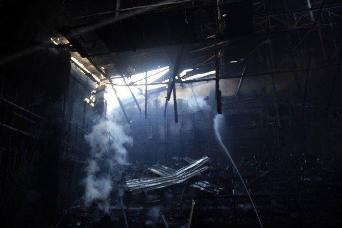 Devlet Tiyatrosu Yandı