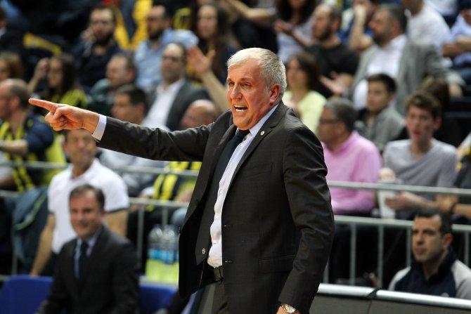 Zeljko Obradovic: Taraftarımız önündeki son maçı kazanmak istedik