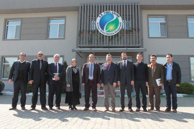 Yeşil Çevre Arıtma Tesisi 3 Projeyle Bölgeye Katma Değer Sağlayacak