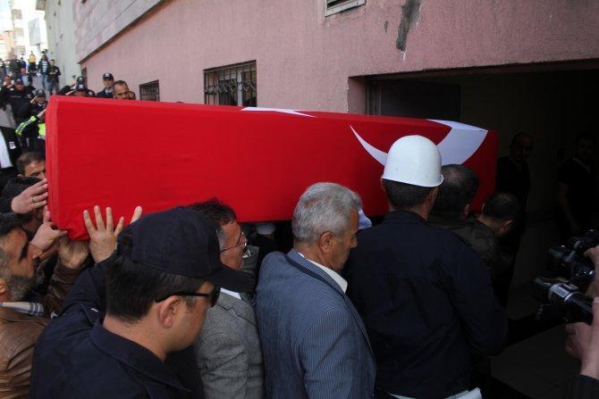 Kayserili şehit Mustafa Sezgin'in naaşı yarın toprağa verilecek