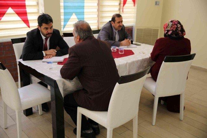 Haliliye'de Vatandaşlar İletilerine Anında Yanıt Buluyor