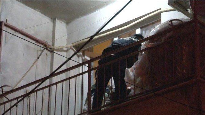 İzmir'de Terör Operasyonu: Altı Gözaltı
