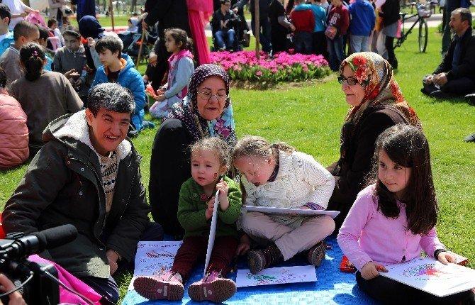 Hasbahçe'de Lale Festivali Başladı