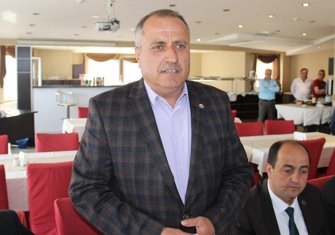 Gülüç Belediye Başkanı Demirtaş Muhtarlarla Buluştu