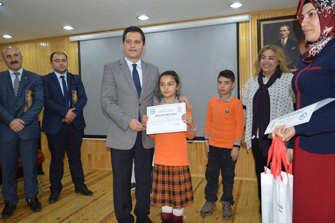 52. Kütüphaneler Haftası'nda Sultan Alparslan'a 2 Ödül!