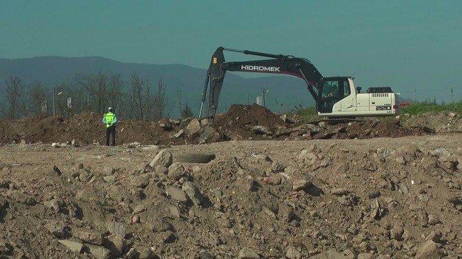 Melen Su Park Projesi İçin İlk Kazma Vuruldu