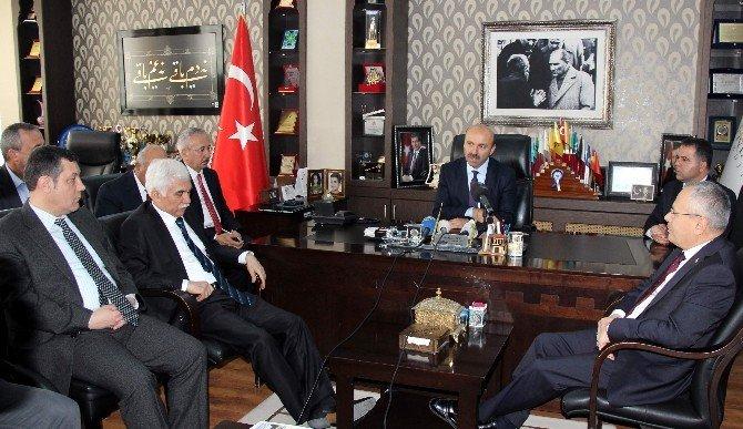 """Tüfekci: """"HDP'nin Maskesi Bu Dönem Düştü"""""""