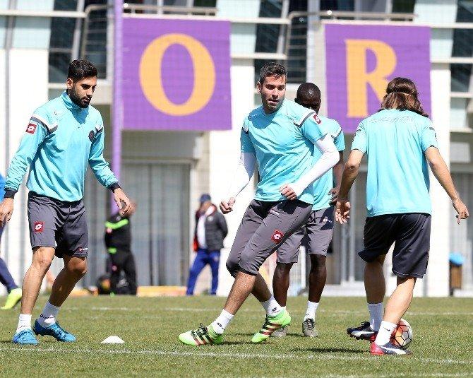 Osmanlıspor, Fenerbahçe Maçına Hazır